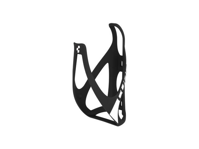 Cube HPP Flaskeholder cykel hvid/sort